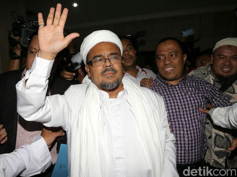 Ceramah Habib Rizieq Tutup Peringatan Supersemar di TMII