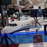 Pesawat N245 dan R80 Masuk Proyek Strategis Nasional Jokowi