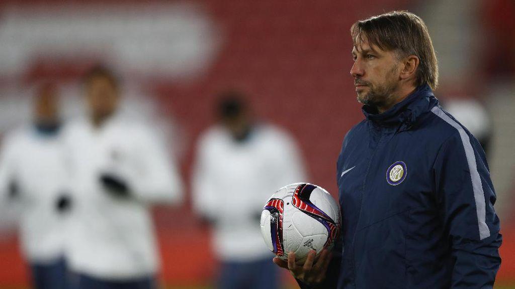 Tantangan Besar Inter Bersama Stefano Vecchi di Kandang Southampton