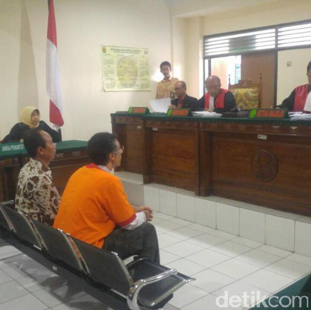 Gembong Narkoba Penyelundup Sabu dalam Genset Dituntut Hukuman Mati