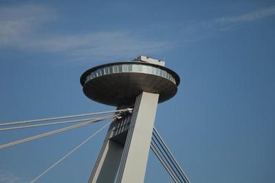 Jembatan UFO yang Bikin Heboh!