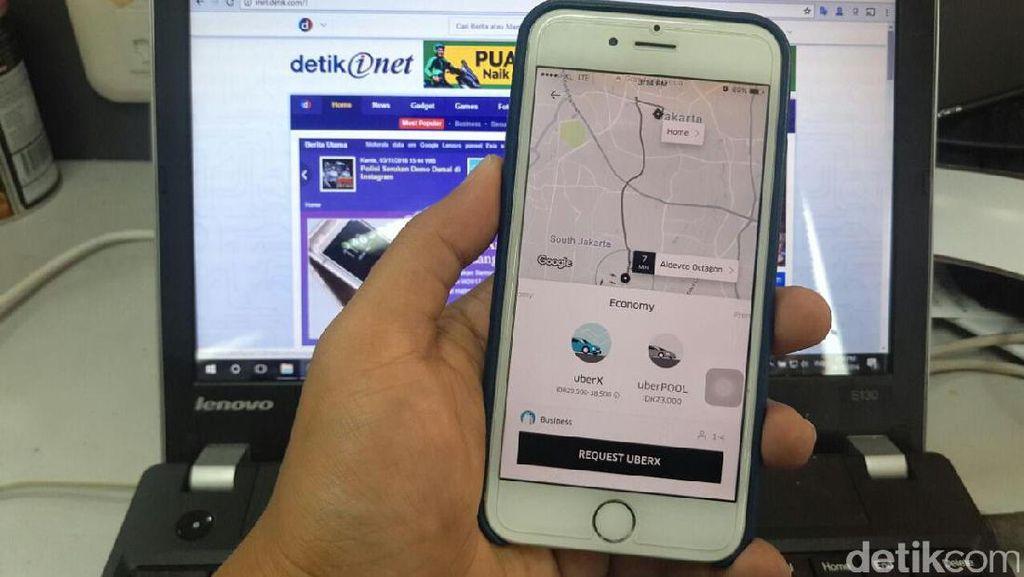 Ekspansi Jalan Terus, Uber Hadir di 30 Kota Indonesia