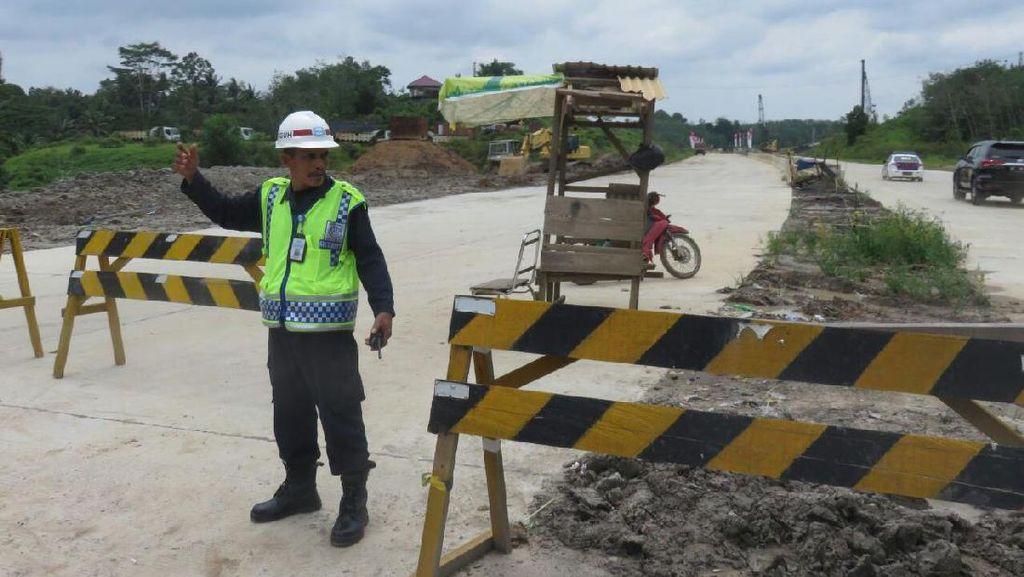 Ada Tol Pertama Kalimantan, Balikpapan-Samarinda Cuma 1 Jam