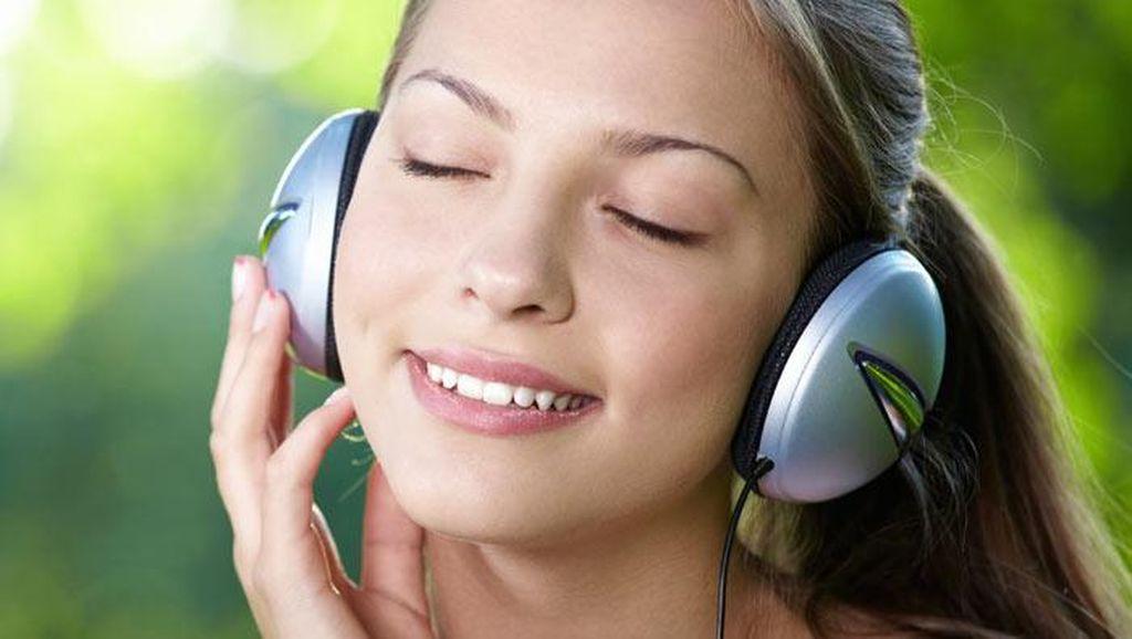 Respons Otak pada Lagu Favorit Sama Tingginya dengan Bercinta