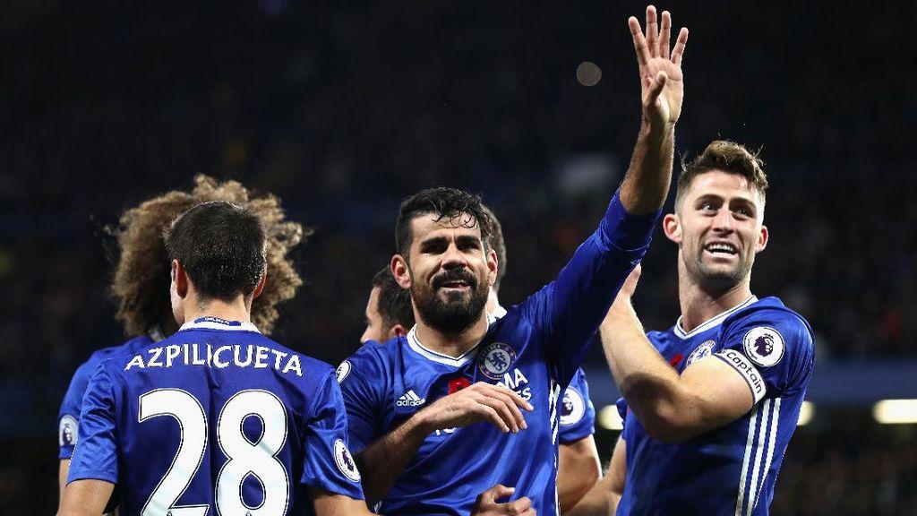 Bisa Jaga Momentum, Chelsea?