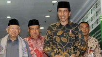 Cara Presiden Jokowi Berkonsolidasi dengan Pihak yang Menjaga Persatuan
