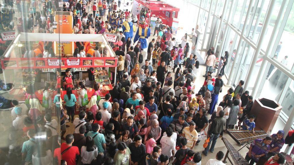 Pesta 1000 Kuliner Legendaris dan Modern, Pekan Raya Indonesia 2016 Ditutup Meriah