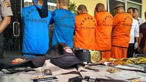 Polda Jabar Gulung Spesialis Rampok Truk Rokok, Pelaku Nyamar Jadi Polisi