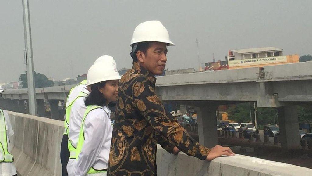 Ini Penampakan Progres Pembangunan Tol Becakayu
