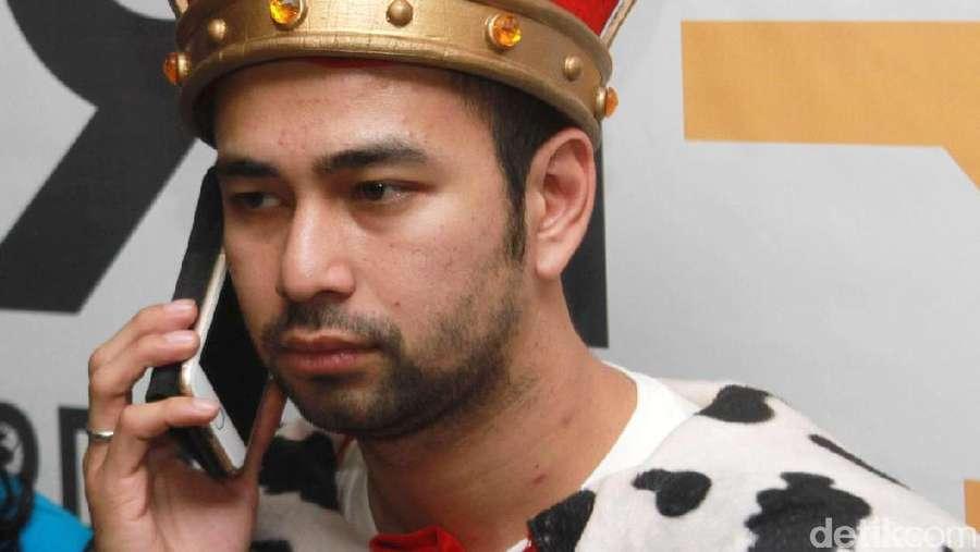 Raffi Ahmad Kok Murung Sih?