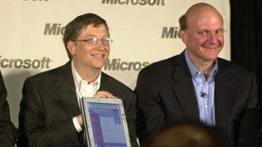 Mengenal Sobat Gila Bill Gates yang Kecipratan Rp 377 Triliun