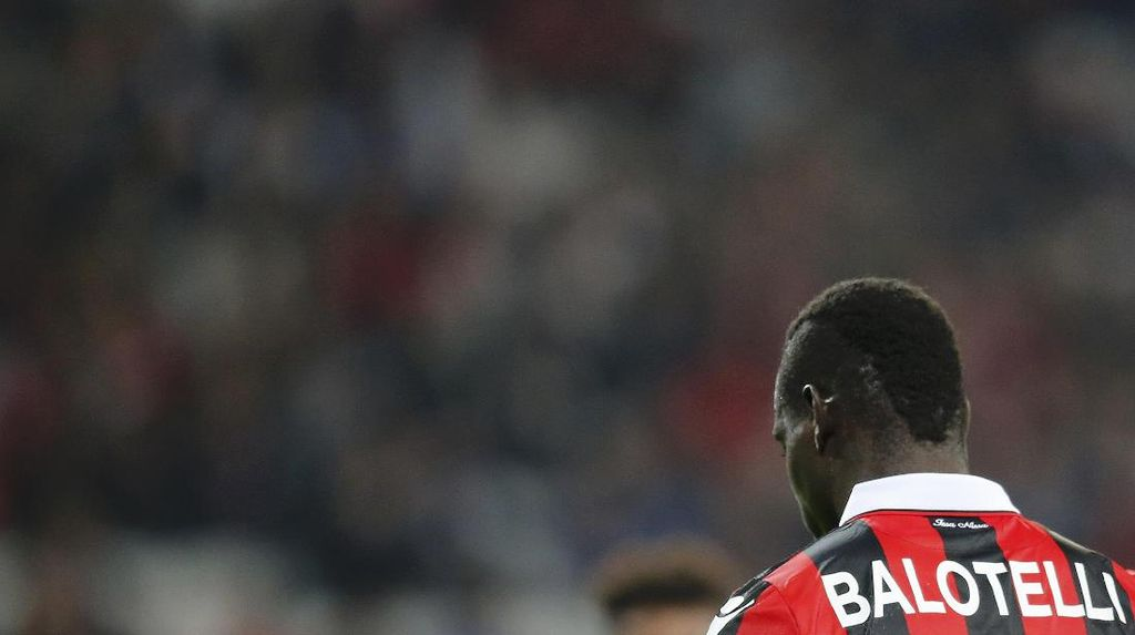 Gol-gol Saja Tak Cukup Antar Balotelli Kembali ke Gli Azzurri