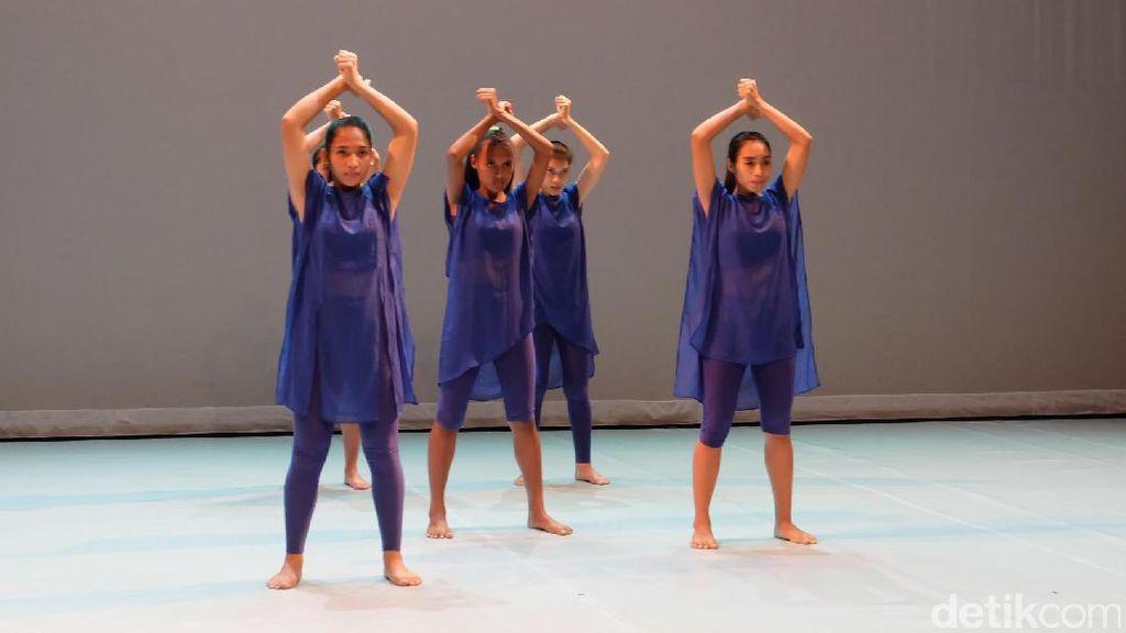 Tarian Balabala Ekos Dance Company Pentas di Belanda