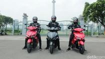 PLN Siap Bantu Motor Listrik Gesits