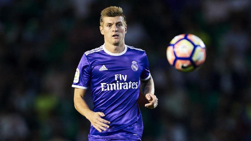 Liga China dan MLS Bukan untuk Kroos