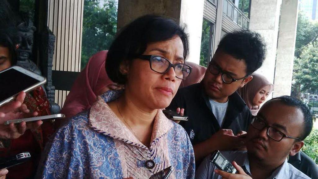 Pegawai DJP Ditangkap KPK, Sri Mulyani akan Benahi Sistem Pajak