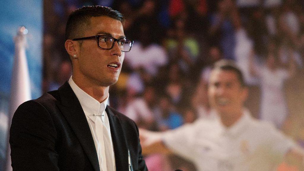 Pesan Menyentuh Cristiano Ronaldo untuk Anak-anak Suriah