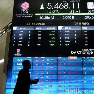 Kapitalisasi Pasar Modal Ingin Salip Aset Perbankan, IPO BUMN Jadi Kartu AS