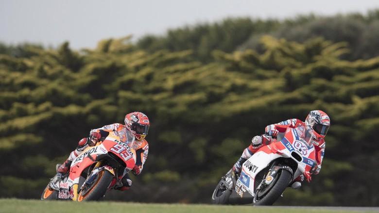Stoner: Ducati Sudah Berkembang tapi Marquez Masih Favorit di 2017