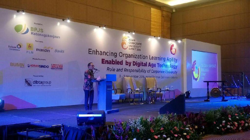 Menaker: Tingkatkan Bisnis Tidak Cukup Modal Teknologi Saja