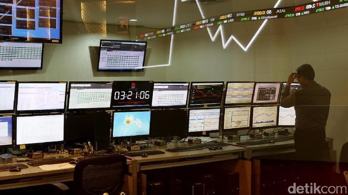 Mengekor Pasar Asia, IHSG Naik Tipis