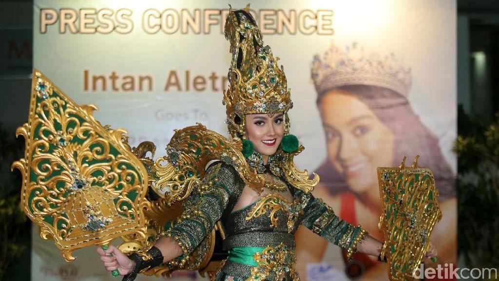 Putri Pariwisata 2016 Siap Ikuti Miss Supranational