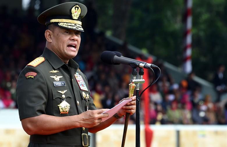 Panglima TNI Tambah Personel untuk Amankan Pilkada DKI Putaran 2