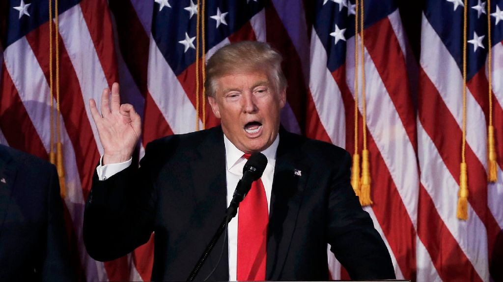 Donald Trump Akan Upayakan Perdamaian Abadi Bagi Israel-Palestina