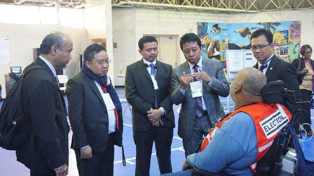 BKSAP DPR: Siapapun Presiden AS, Semoga Jaga Hubungan Baik dengan Indonesia