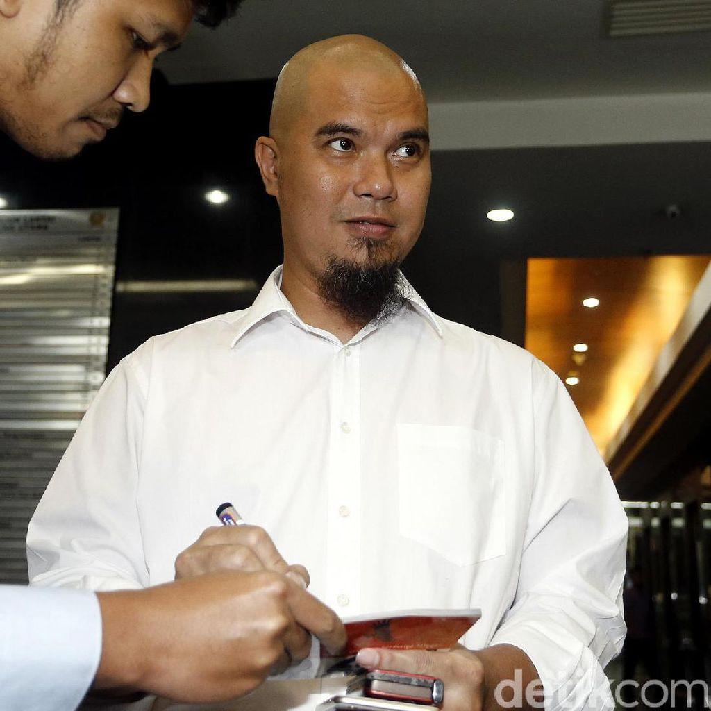 Ahmad Dhani Nunggak Rp100 Juta, Rully: Kita Sudah Kirim Surat dan SMS