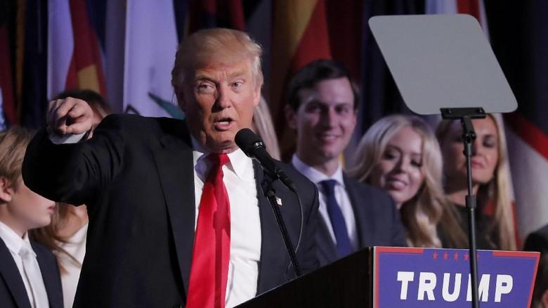 Soal Video Trump Tonton Aksi PSK, Rusia Membantah