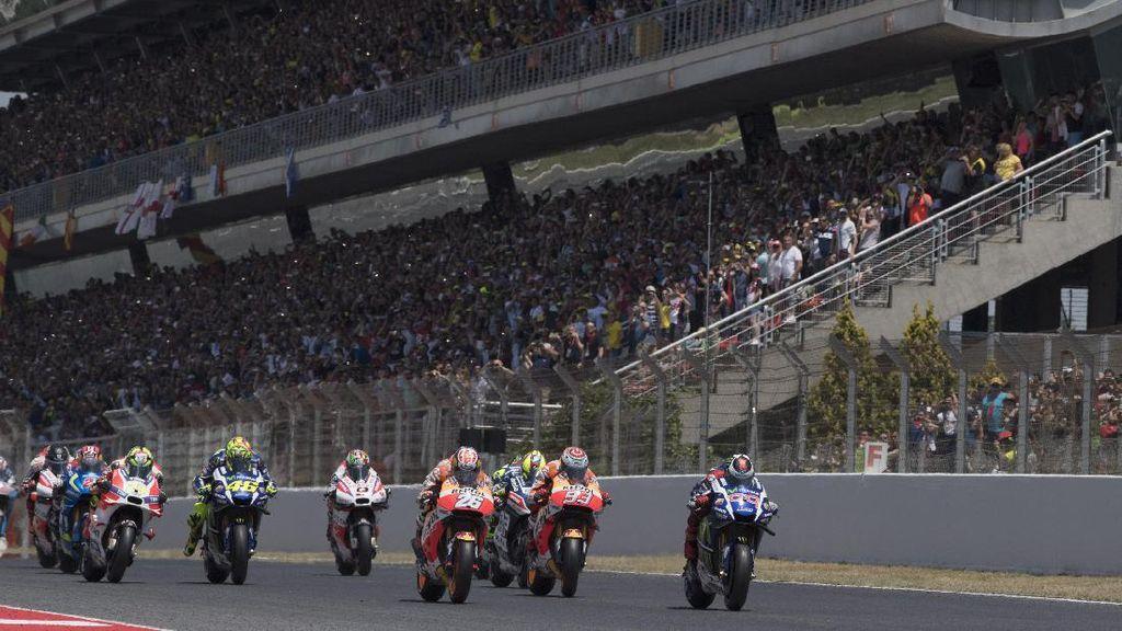 Perpanjang Kontrak, Sirkuit Catalunya Jadi Tuan Rumah MotoGP sampai 2021