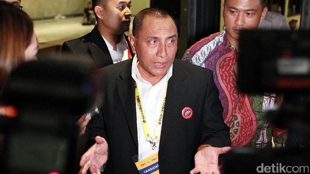 Edy Rahmayadi Terpilih jadi Ketum PSSI