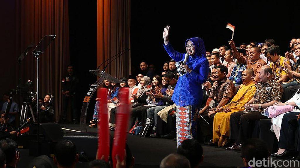 Sylviana Murni, Najwa Shihab, Hingga Mamah Dedeh Dapat Gelar Pahlawati