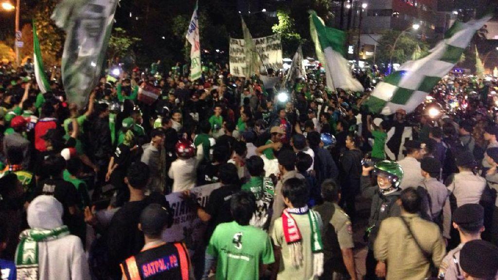 Kapolda Jatim pada Bonek: Silakan Demo ke PSSI, Bukan ke Polda Jatim