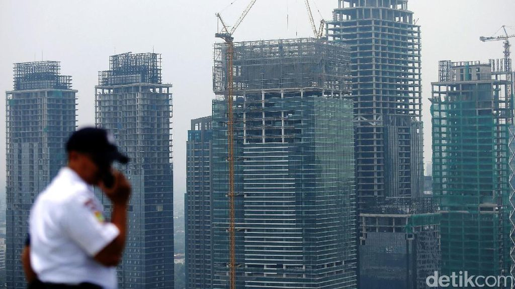 Gedung Perkantoran Jakarta Banyak Kosong, Pertanda Apa?