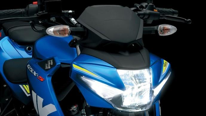 Motor Telanjang Suzuki GSX-S125