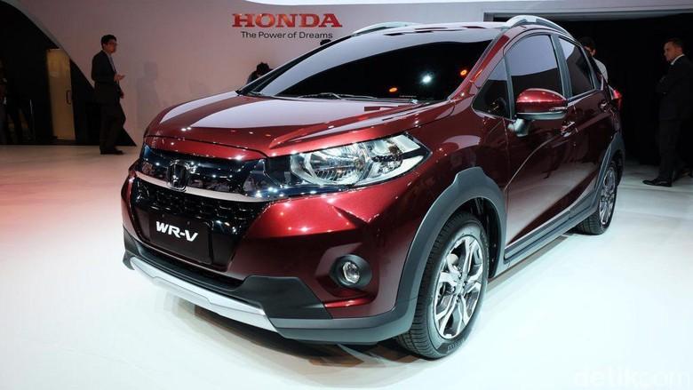 Honda WR-V di India Dibanderol Lebih Murah, Mulai Rp 157 Juta