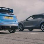 Ford Focus RS Vs Bentley Bentayga Mana yang Lebih Ngebut?