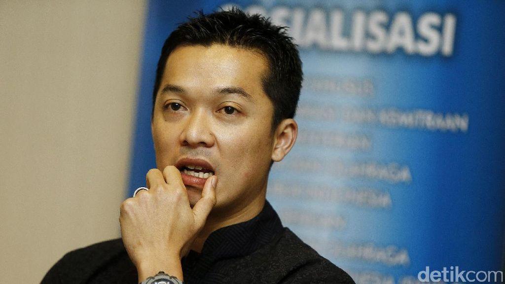Pesan Taufik Hidayat untuk Skuat Indonesia di Piala Sudirman