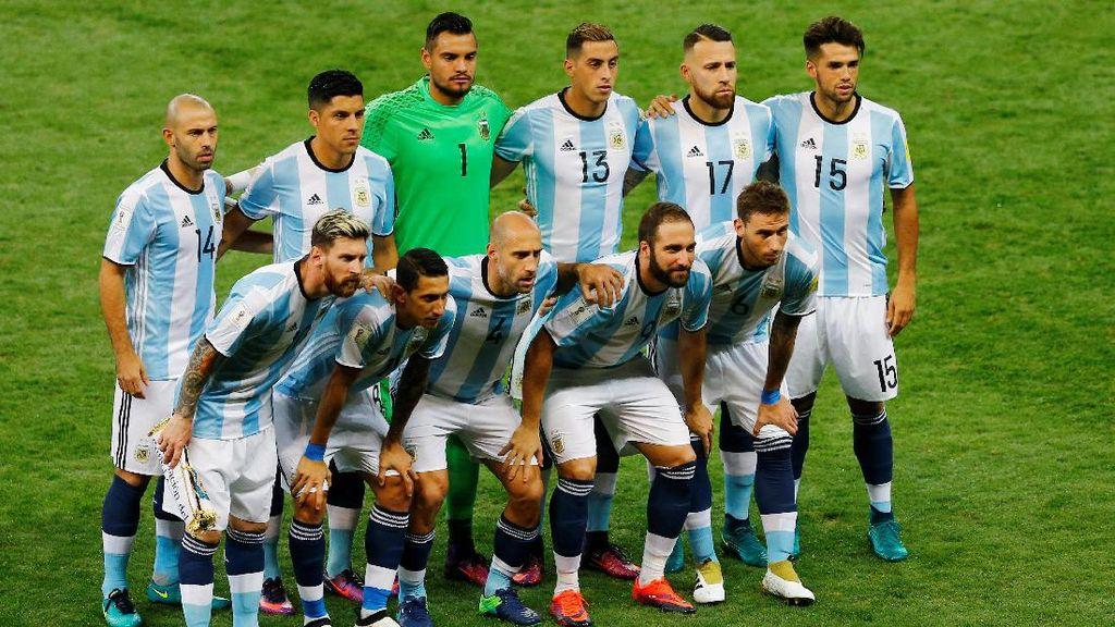 Lawan Chile, Bukan Soal Balas Dendam bagi Argentina