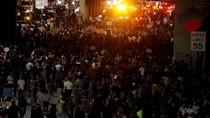 Demo Anti-Trump Terus Berlanjut di AS, Meluas Hingga ke 25 Kota