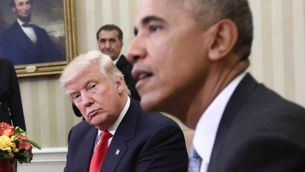 Obama Undang Musisi Ternama ke Gedung Putih, Trump Kesulitan Booking Artis
