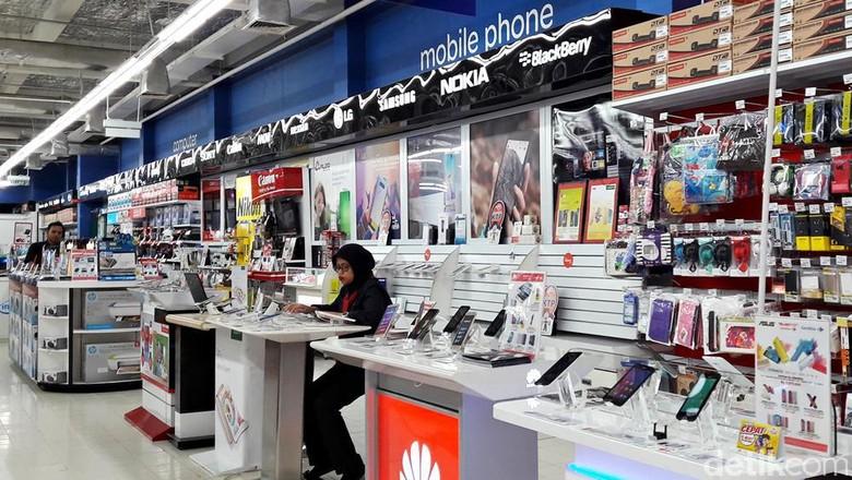 Promo Smartphone Asus dan Huawei di Akhir Pekan Transmart Carrefour