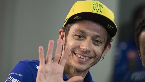 Rossi Cukup Puas Dengan Sasis Baru Yamaha