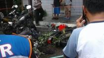 Pelempar Molotov di Samarinda Pakai Motor Warga Demak yang Tewas di Suriah