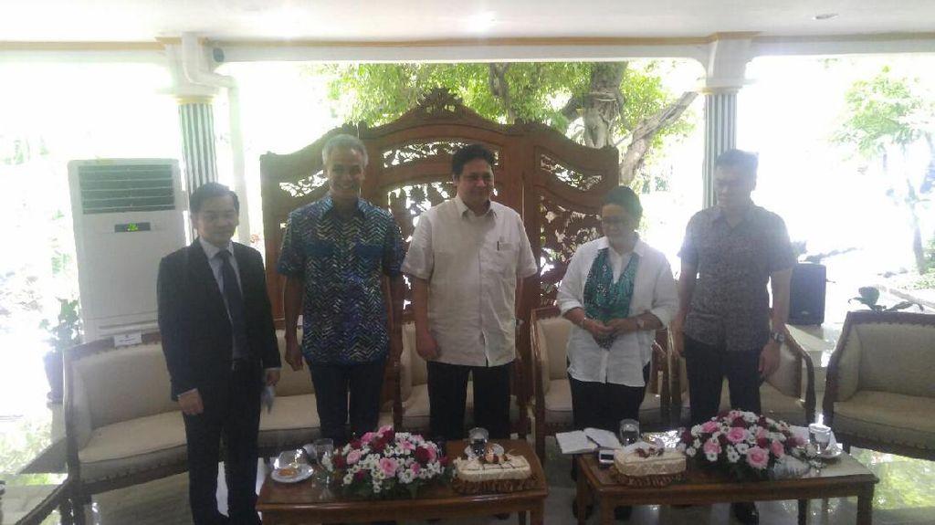 Bawa Delegasi Besar, Perdana Menteri Singapura Bakal Temui Jokowi di Semarang