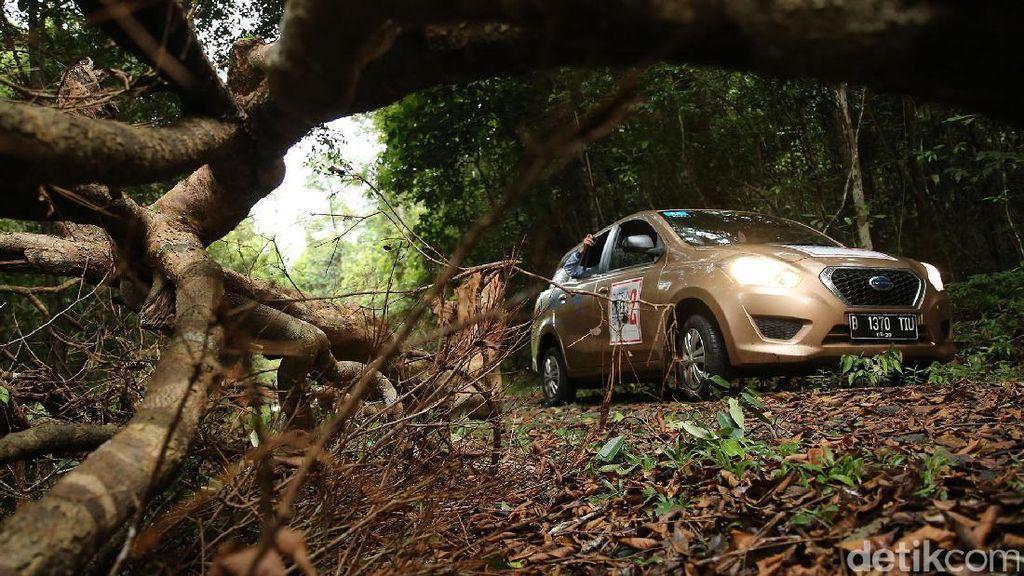 Risers: Mobil Datsun Tenaga, Transmisi dan Kenyamanannya Pas