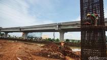 Pembangunan Tol Becakayu Terus Dikebut