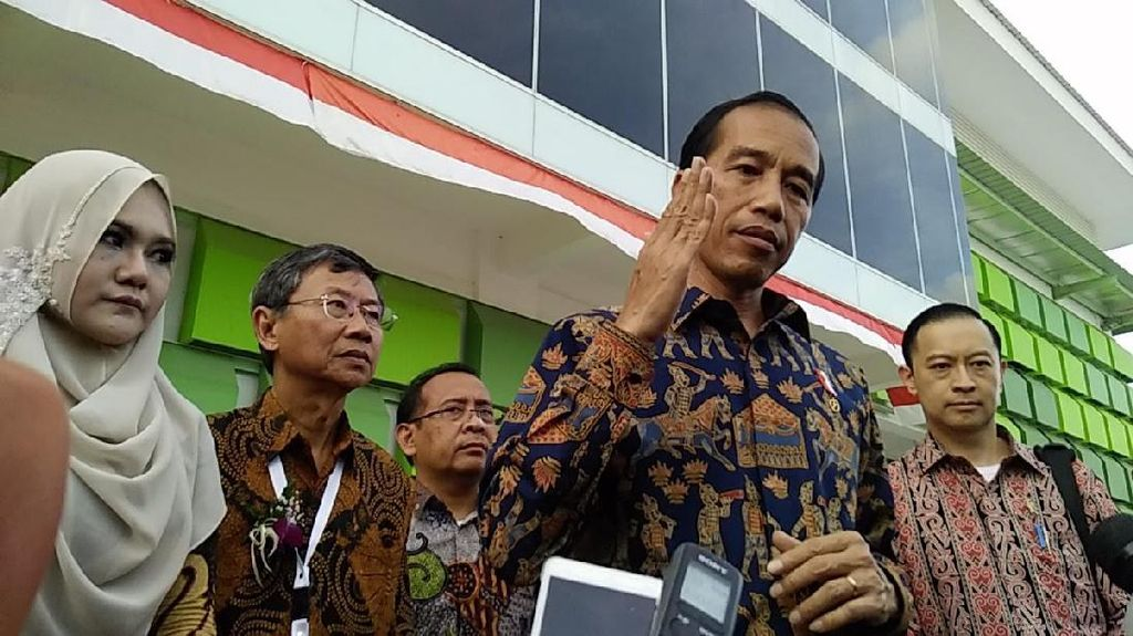 Pejabat Pajak Dicokok KPK, Jokowi: Kalau Ada yang Main Lagi, Digebuk!
